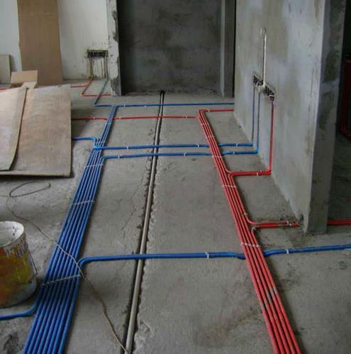 一旦漏水断电,维修工程                 暗盒:电路暗盒要用好的,避免