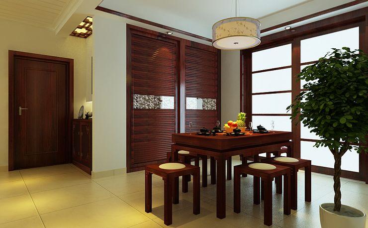 新中式装修风格的精彩展示,小户型装修实景图