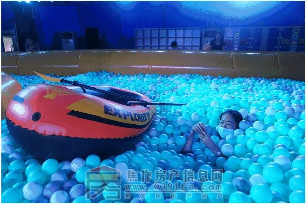 4月2日鸿运国际商城梦幻鲸鱼岛乐园即将欢乐开玩!